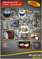 Drumband Kualitas Terbaik