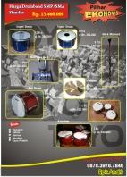 Drumband Kualitas Standar