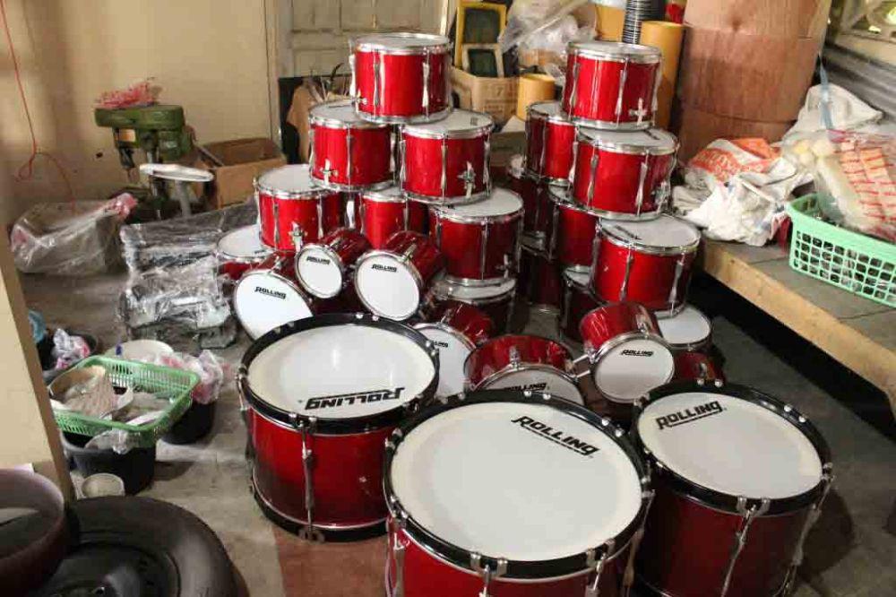 jual alat drum band yogyakarta