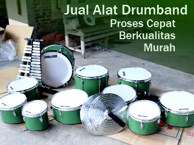 Pengrajin Alat Drumband Pasuruan